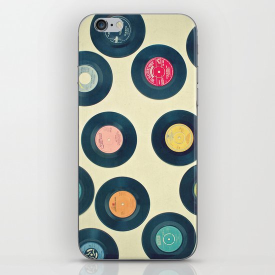 All of Our Yesterdays iPhone & iPod Skin