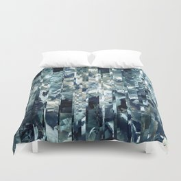 Abstract 777 Duvet Cover