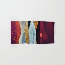 Crimson Sky Hand & Bath Towel
