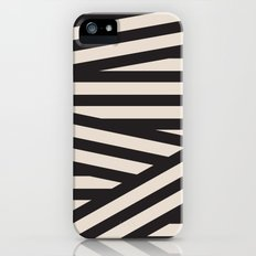black or white iPhone (5, 5s) Slim Case