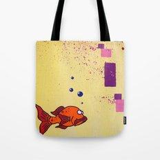 Lil' Orangy Tote Bag