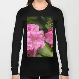 Rhododendron After Rain Long Sleeve T-shirt