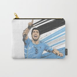 Football Stars: Luis Suarez - Uruguay  Carry-All Pouch