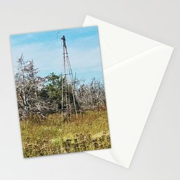 Abandoned Windmill Stationery Cards