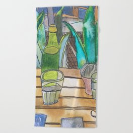 Rolador Beach Towel