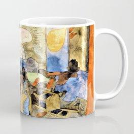 The Death of Countess Geschwitz - Digital Remastered Edition Coffee Mug