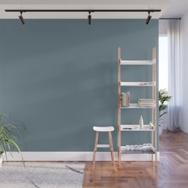 PPG Glidden Artifact Blue PPG10-16 Solid Color Wall Mural