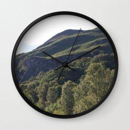 The Trossachs Wall Clock