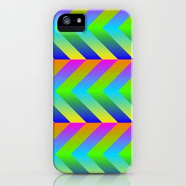 Colorful Gradients iPhone Case