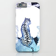Ombre Tiger Moon Slim Case iPhone 6s