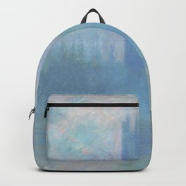 Monet, The Houses of Parliament, London, 1900-1093 Backpack