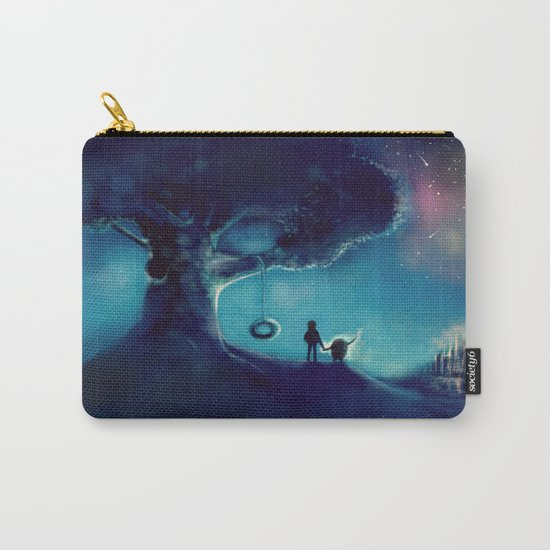 That's where you came from ! Carry-All Pouch