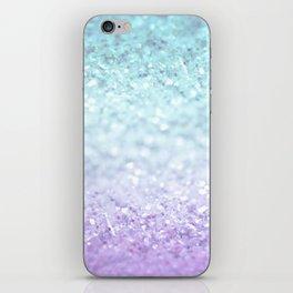 MERMAIDIANS AQUA PURPLE iPhone Skin