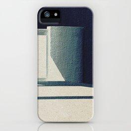 Solo Forma Geometrica iPhone Case
