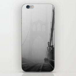 Gothic Bridge iPhone Skin
