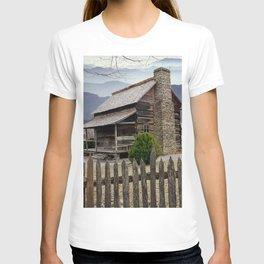 Appalachian Mountain Cabin T-shirt
