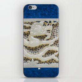 Jade Dragon iPhone Skin
