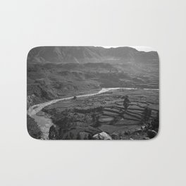 Colca Canyon Bath Mat