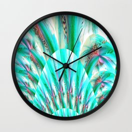 Lacy - Fractal Wall Clock