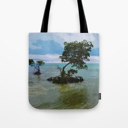 Mangrove Landscape Tote Bag