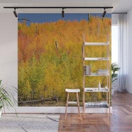 Autumn Colors - North_Rim Grand_Canyon, AZ Wall Mural