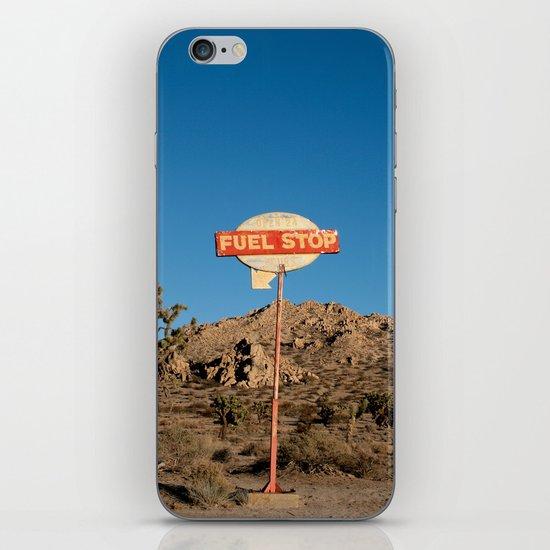 Fuel Stop iPhone & iPod Skin