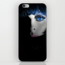 """""""THE PASSERBY"""" iPhone Skin"""
