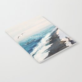 Watercolor Coast Notebook
