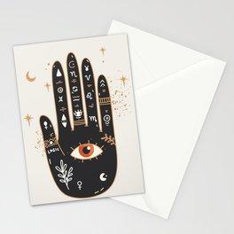 Palmistry 5 Stationery Cards