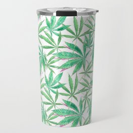 420 Leaves Travel Mug