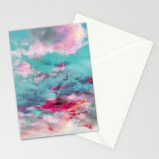 dreamy skyscape Stationery Cards