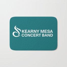 KMCB Kearny Mesa Concert Band Bath Mat