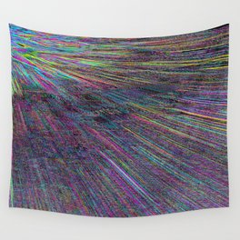 Re-Created Rapture 8 by Robert S. Lee Wall Tapestry