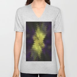 Explodable Art Unisex V-Neck