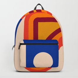Colorful Mood  Backpack