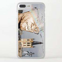 TRIER mon deuxième patrie Clear iPhone Case