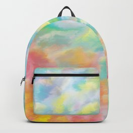 The Valley Through The Mist Backpack