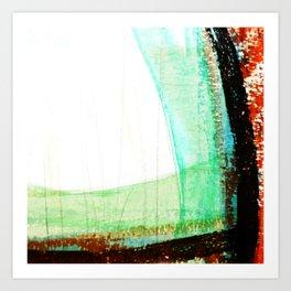 In Passing Art Print