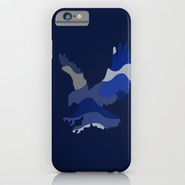 The Multicolor Ravenclaw iPhone Case