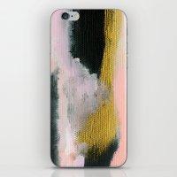 ellie goulding iPhone & iPod Skins featuring Ellie by Patricia Vargas