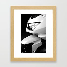 Kawasaki Ninja Motorcycle Wall Art IV Framed Art Print