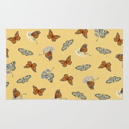 Butterfly Array Rug