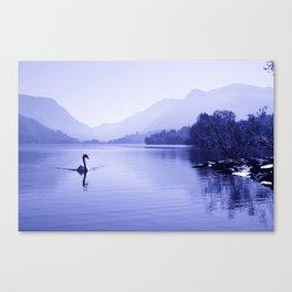 Silence I Canvas Print