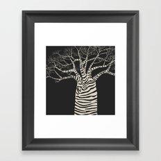 Treenimal Framed Art Print