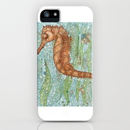 Hang On iPhone Case