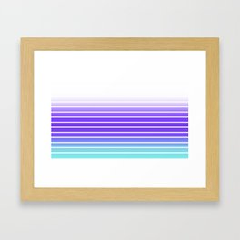 01 Framed Art Print