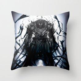 Soul Bound Throw Pillow