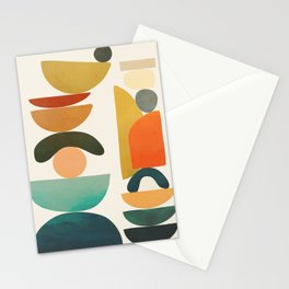 Modern Abstract Art 72 Stationery Cards