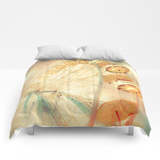 Up, Up and Away Comforters