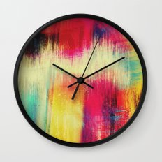 Beauty Is Togetherness Wall Clock